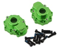 Traxxas TRX-4 Aluminum Front/Rear Outer Portal Drive Housing (Green)   relatedproducts