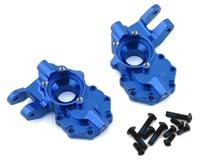 Traxxas TRX-4 Aluminum Front Inner Portal Drive Housing (Blue) | relatedproducts