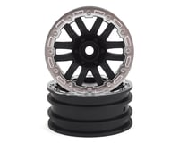"Traxxas TRX-4 1.9"" Split Spoke Wheels (Satin Beadlock) (2)"