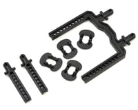 Traxxas 4-Tec 2.0 Ford GT Body Mounts Front & Rear (2) TRA8315