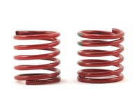 Traxxas 4-Tec 2.0 Shock Spring (Red) (2) (4.075 Rate, Black Stripe) | relatedproducts