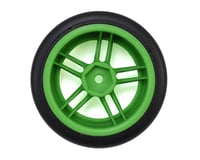 """Image 2 for Traxxas 4-Tec 2.0 1.9"""" Front Pre-Mounted Drift Tires (Green)"""