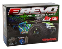 Image 7 for Traxxas E-Revo VXL 2.0 RTR 4WD Electric Monster Truck (Green)