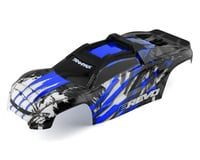 Traxxas E-Revo VXL 2.0 Pre-Painted Monster Truck Body (Blue)