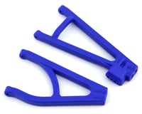 Traxxas E-Revo 2.0 Heavy-Duty Rear Left Suspension Arm Set (Blue) | relatedproducts