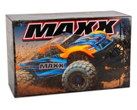 Image 7 for Traxxas Maxx 1/10 Brushless RTR 4WD Monster Truck (Orange)