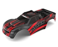 Traxxas Maxx Pre-Painted Truck Body (Red)