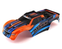 Image 1 for Traxxas Maxx Pre-Painted Truck Body (Orange)
