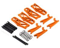 Traxxas Maxx WideMaxx Suspension Kit (Orange)