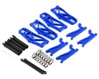 Traxxas Maxx WideMaxx Suspension Kit (Blue) | relatedproducts