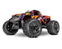 Traxxas Hoss 4X4 VXL 3S 4WD Brushless RTR Monster Truck (Orange)