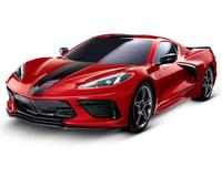 Traxxas 4-Tec 3.0 1/10 RTR Touring Car w/Corvette Stingray Body (Red)