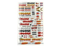 Traxxas Nitro 4-Tec Official Team Racing Decal Set (Flag Logo/6-Color)