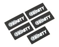 Team Trinity Logo Shrink Wrap/Cable Managment (5) (Black)