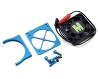 Trinity D8.5 Motor Cooling Fan Kit w/40mm Fan (Blue) | relatedproducts