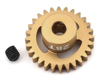 Trinity 48P Ultra Light Weight Aluminum Pinion Gear (3.17mm Bore) (28T) | alsopurchased