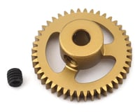 Image 1 for Trinity 64P Ultra Light Weight Aluminum Pinion Gear (3.17mm Bore) (44T)