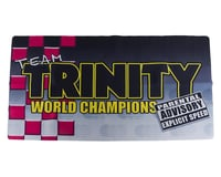 "Trinity Retro ""Parental Advisory"" Pit Mat (42""x 24"")"