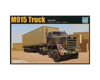 Trumpeter Scale Models 1015 1/35 US M915 Army Truck w/40' Container Trailer