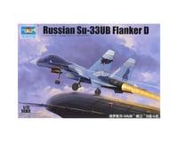Trumpeter Scale Models 1/72 Sukhoi Su-33Ub Flanker D Russnfghtr