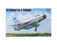 Trumpeter Scale Models 2896 1/48 Soviet Su-9 Fishpot Aircraft