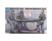 Trumpeter Scale Models 1/35 Modern Us Army Ambulance Team W/Stretcher