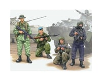 Trumpeter Scale Models 1/35 Russian Special Operation Force Figure Set (4)