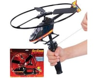 Toysmith Sky High Zoom Helicopter w/Rip-Cord Action Launche