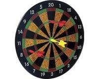 "Toysmith Magnetic Dart Board Set (11.5"") w/6 Darts"