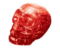University Games Corp University Games 3-D Crystal Puzzle -Skull (Red)