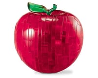 University Games Corp Bepuzzled 30911 3D Crystal Puzzle - Apple Red