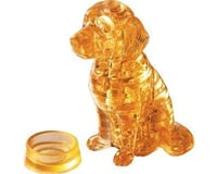 University Games Corp Bepuzzled 30941 3D Crystal Puzzle - Puppy Dog