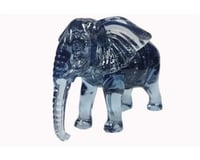 University Games Corp Bepuzzled 30978 3D Crystal Puzzle - Elephant: 40 Pcs
