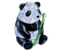 University Games Corp Bepuzzled 30979 3D Crystal Puzzle - Panda: 41 Pcs