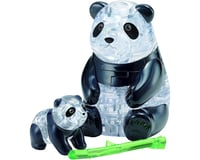 University Games Corp 3D Crystal Puzzle Panda And Baby