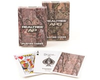 United States Playing Card Company Realtree Camouflage Standard Index Playing Cards