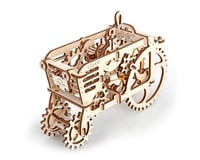 UGears Tractor Mechanical Wooden 3D Model