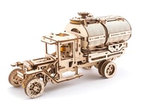UGears Mechanical Tanker Truck Wooden 3D Model