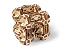 UGears Flexi-Cubus Wooden 3D Model