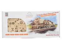 Image 3 for UGears V-Express Steam Train & Tender Wooden 3D Model
