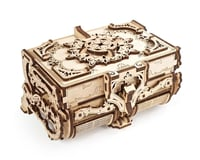 UGears Antique Box Wooden 3D Model