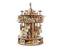UGears Carousel Wooden 3D Model