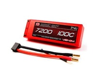 Venom Power 100C 2S1P 7200mAh 7.4v LiPO Hard Case ROAR : UNI