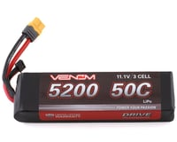 Venom Power 11.1V 5200mAh 3S 50C DRIVE LiPo Battery: UNI 2.0 Plug
