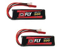 Venom Power LiPo 1S 3.7V 500mAh 30C Micro Losi/JST (2) | relatedproducts