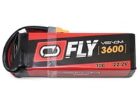 Venom Power Fly 6S 30C LiPo Battery w/UNI 2.0 Connector (22.2V/3600mAh)