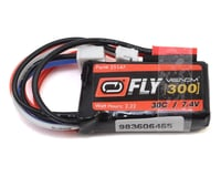 Venom Power Fly 2S 30C LiPo Battery w/JST & JST-PH Plugs (7.4V/300mAh)