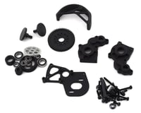 Vanquish Products 3 Gear Transmission Kit (Black) (Axial SMT10)