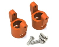 Vanquish Products Incision C-Hub Set (Orange) (2) (Axial XR10)
