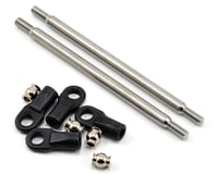 "Image 1 for Vanquish Products Titanium ""Currie"" Twin Hammers Upper Link Set (2)"